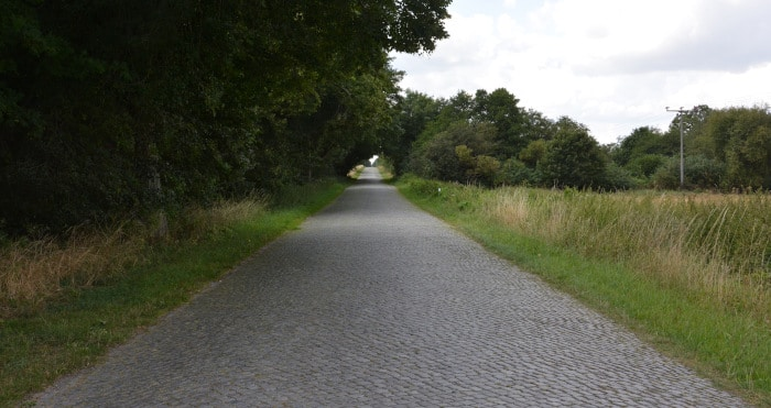Urlaub Rügen : Ostseeradweg F96