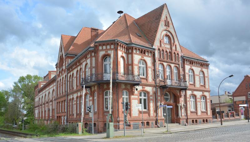 Neuruppin Kulturhaus Stadtgarten