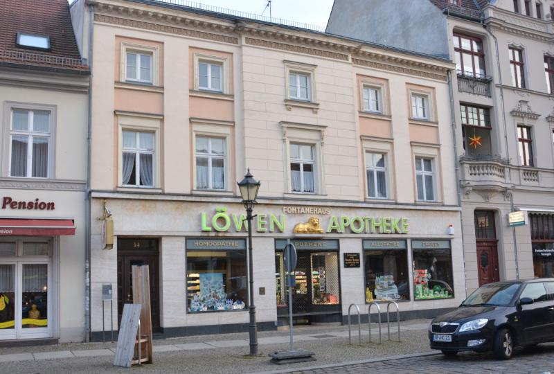 Fontane-Haus Neuruppin