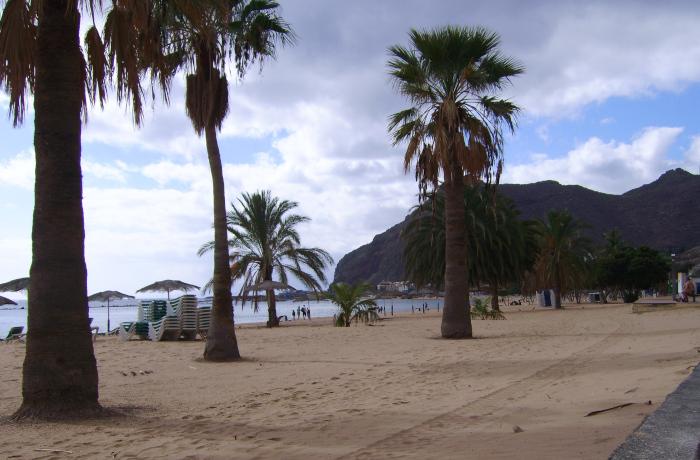 Santa Cruz - Anaga Playa de las Teresitas