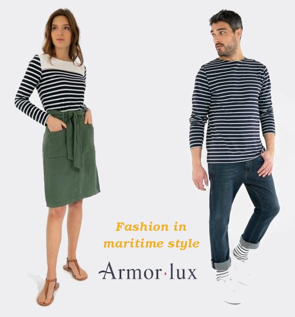 Amor-lux shirt maritime style
