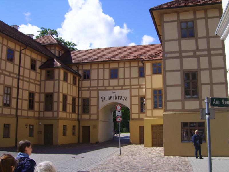 Wörlitz Gasthaus Eichenkranz