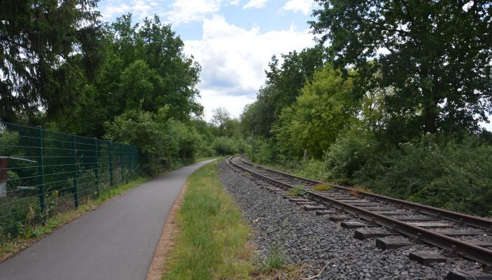 Vennbahn - Radweg Zubringer