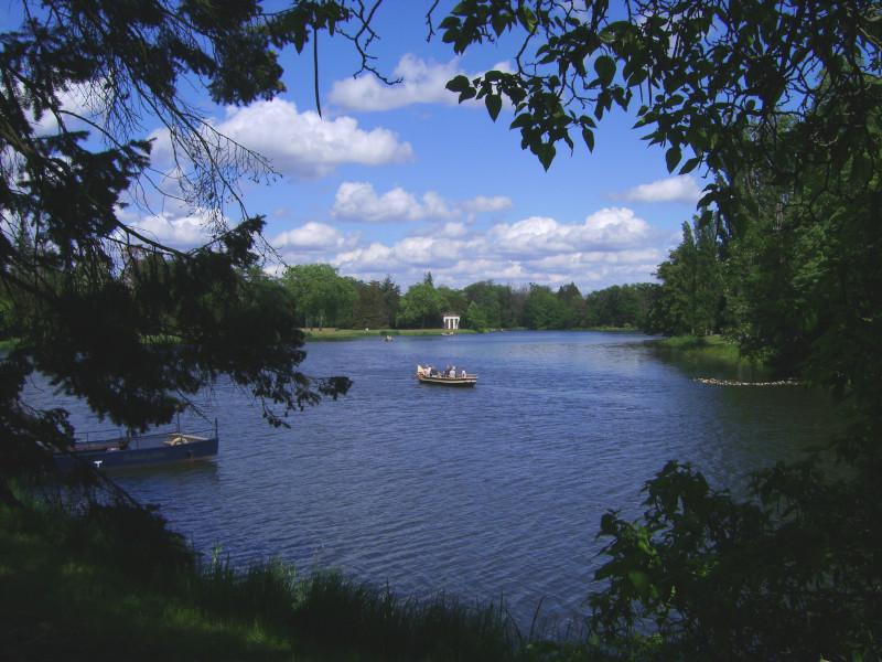 Fürstentum mit grünem Daumen – Besuch im Weltkulturerbe Wörlitzer Park