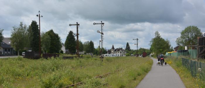 Vennbahn - Radweg Sourbrodt