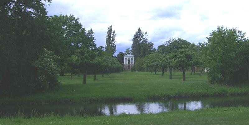 Wörlitz Park - Floratempel