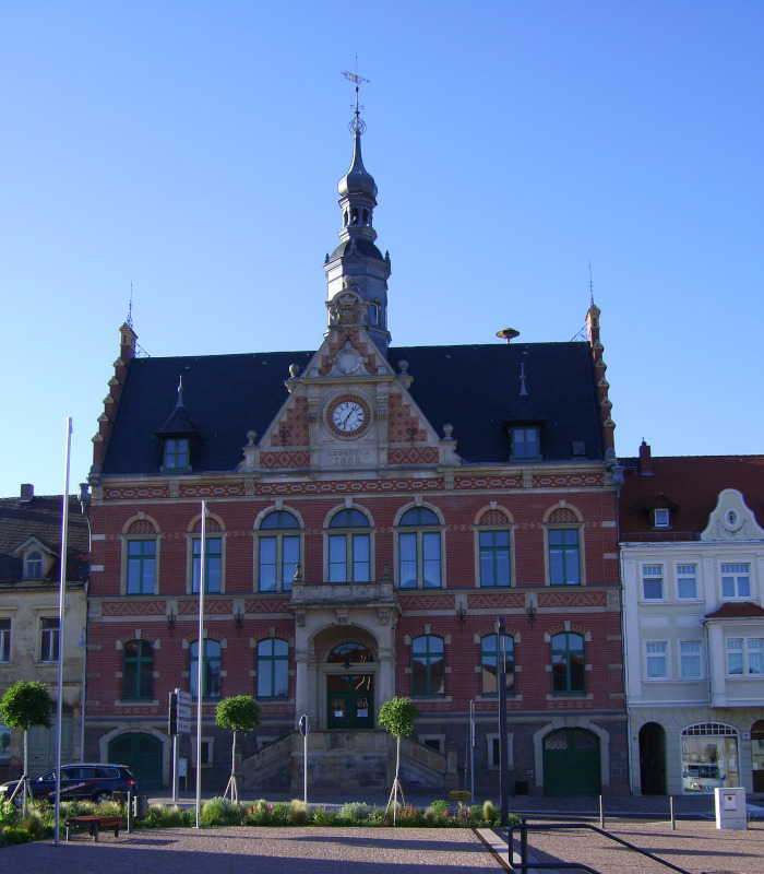 Dahlener Heide Rathaus