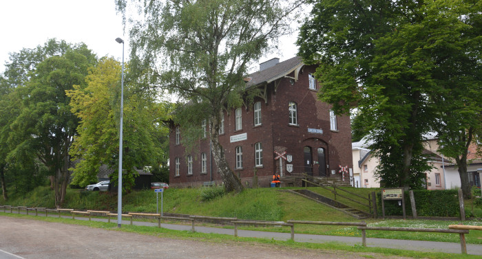 Vennbahn - Radweg Bhf St.Vith