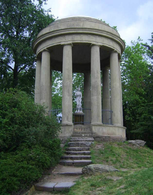 Venustempel in Wörlitz Park