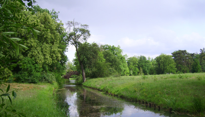 Wörlitzer Park Kanal