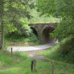 Vennbahn - Radweg Querung