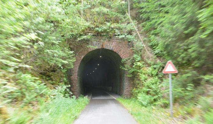 Vennbahn - Radweg Tunnel