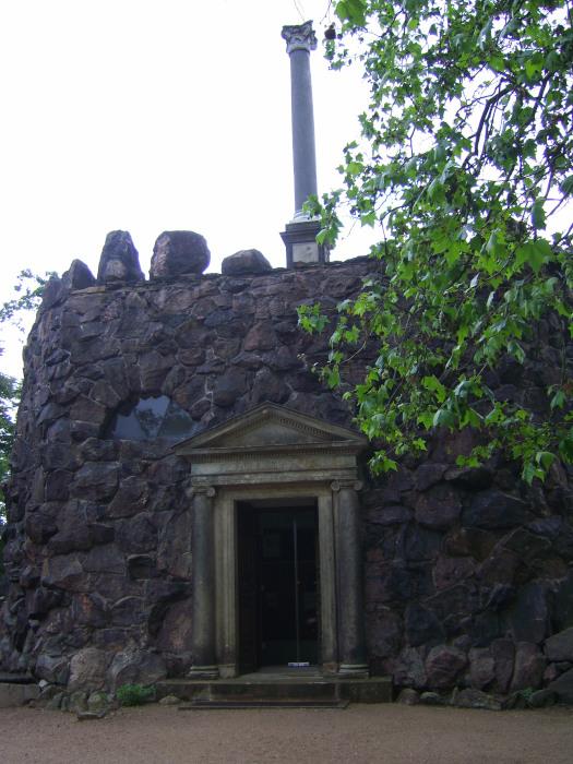Wörlitzer Park - Monument