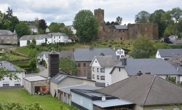 Vennbahn - Radweg Burg Reuland
