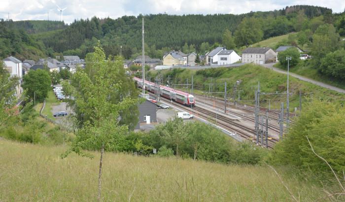 Vennbahn - Radweg Troisvierges