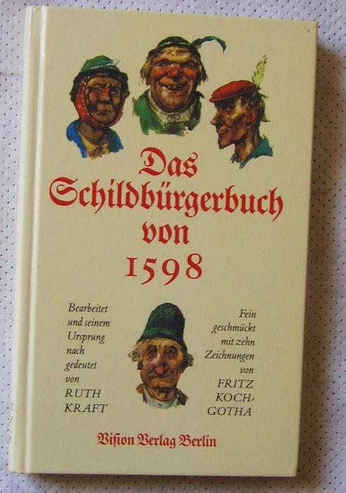 Schildau: Schildbürger - Buch