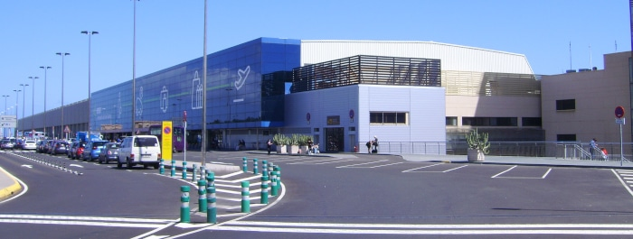 Aeropuerto Gran Canaria - Terminal
