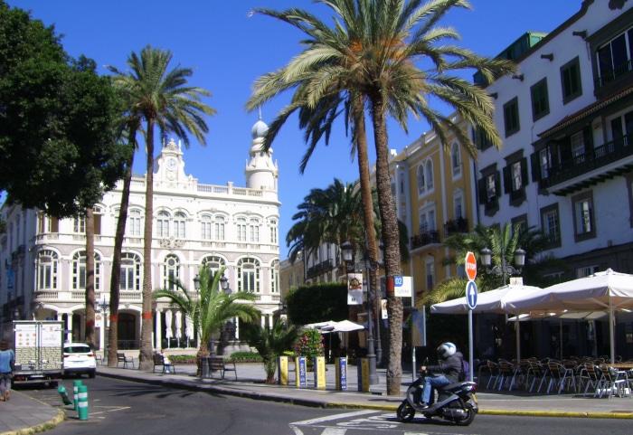 Gran Canaria: Las Palmas - Literaturkabinet