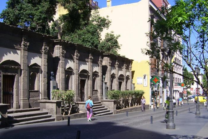 Gran Canaria Las Palmas : Palacio Episcopal