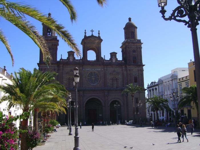 Gran Canaria - Las Palmas Cathedral Santa Ana