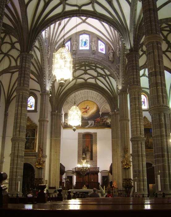 Las Palmas - Gran Canaria Cathedral Santa Ana