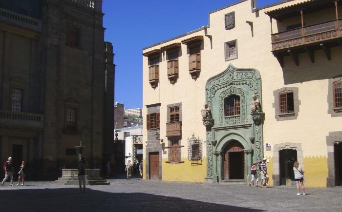 Gran Canaria: Las Palmas - Casa de Colon (Kolumbus - Museum)