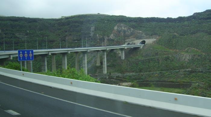 Gran Canaria Nordautobahn GC-2
