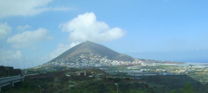 Gran Canaria Montana de Ajodar