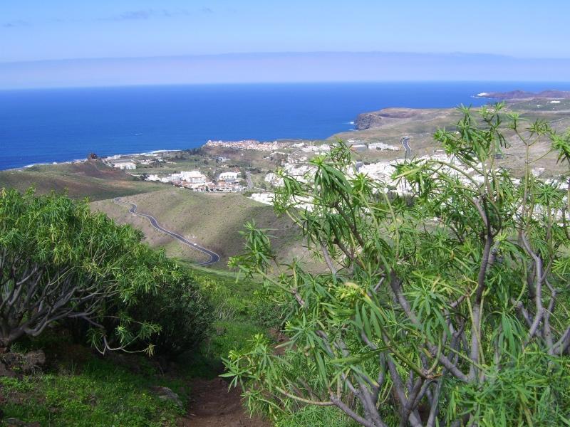 Gran Canaria Küstenlandschaft bei Agaete