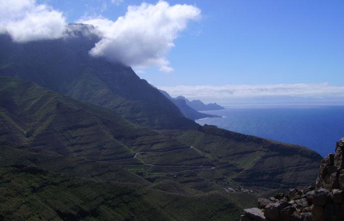 Gran Canaria Küstengebirge