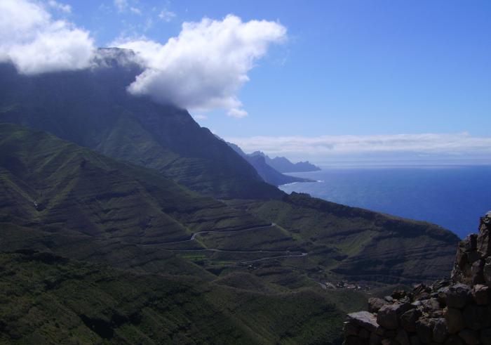 Im Norden Gran Canarias