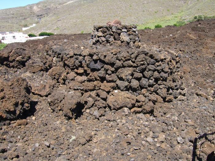 Gran Canaria - Maipes, archäologisches Gräberfeld