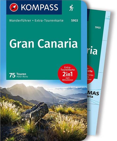 Kompaß Wanderführer Gran Canaria C