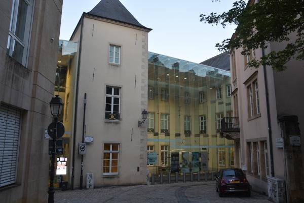 Stadtmuseum in Luxemburg City