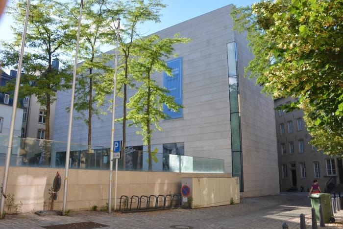 Luxemburg City - Museum der Geschichte und Kunst