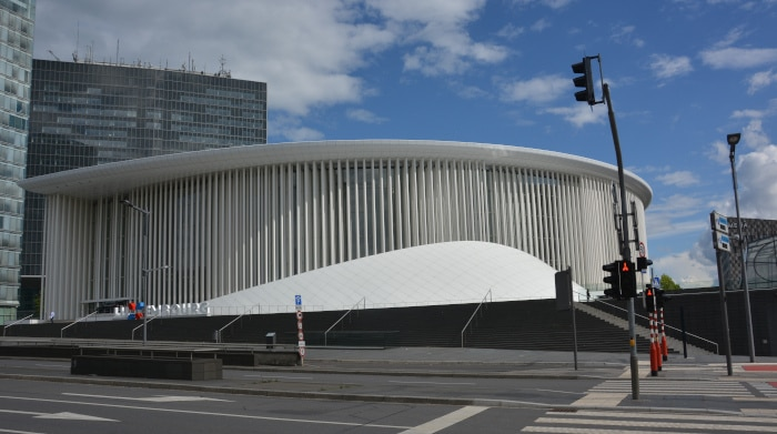 Luxemburg City - Philharmonie
