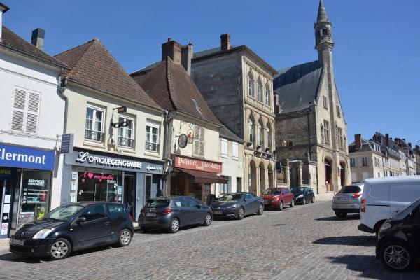 Radtour Frankreich Reims - Mont-Saint-Michel: Clermont