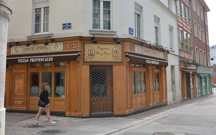 Rouen no Pizza