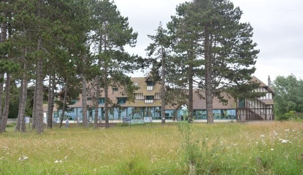 Maison de la Nature Merville-Franceville-Plage