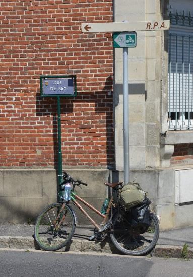 Radtour Frankreich - Mont-Saint-Michel