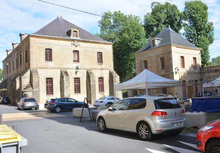 Longwy – Reims per Rad