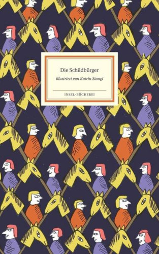 Stangl Schildbürger Buch insel verlag