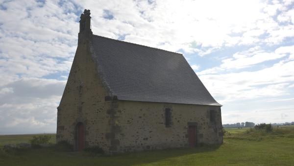 Baia de Mont Sant Michel - Eglise