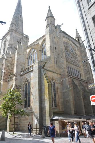 Kathedrale Saint Malo, Frankreich - Bretagne