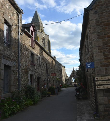 Saint Suliac, Frankreich - Bretagne