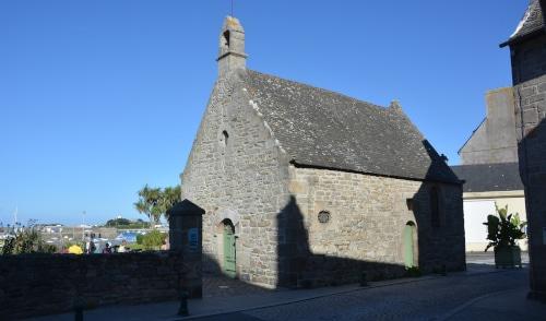 Chapelle Sainte Anne, Roscoff, Bretagne - Frankreich