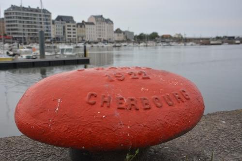 Hafen von Cherbourg, Normandie, France