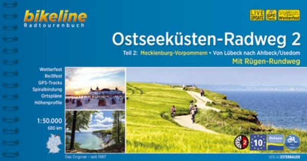 Ostseeradweg bikeline Teil 2