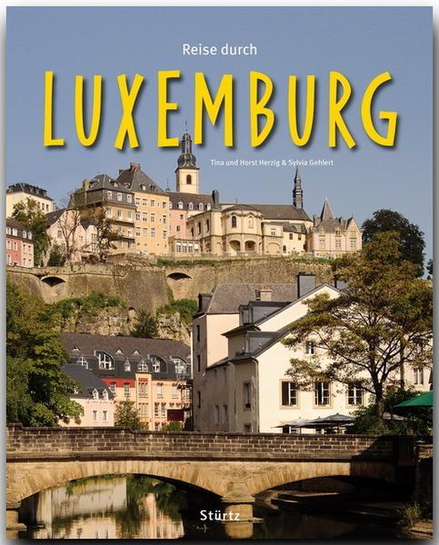 Bildband Reise durch Luxemburg