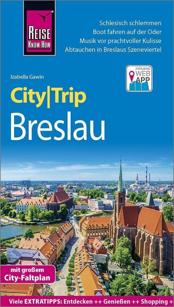 Stadtführer Wroclaw / Breslau mit Zwergen